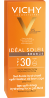 VICHY CAPITAL Ideal Soleil BRONZE Ges.Gel LSF 30